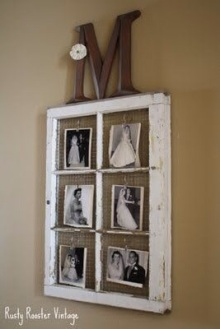 diy window frame